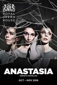 ROH Anastasia: Live Ballet