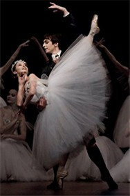 Song of the Earth and La Sylphide
