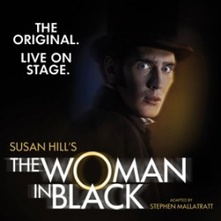 Image result for the woman in black cambridge arts theatre poster